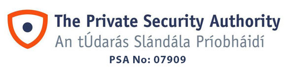 Private Security Authority Approved CCTV Installer Dublin Ireland